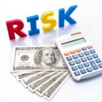 Risks Money and Calculator