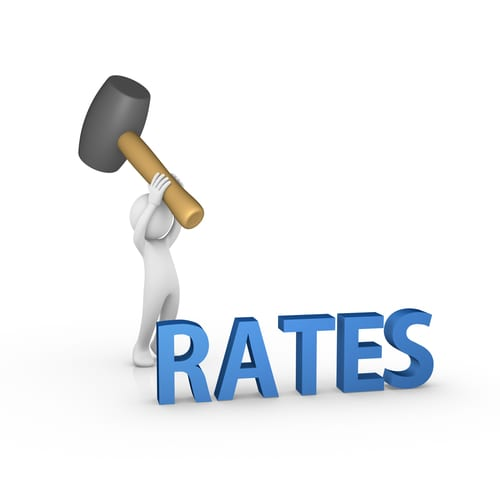 Rates on the Rise for Small Business Owners