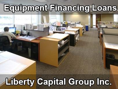 Equipment Financing Loans