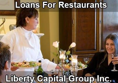loans for restaurants
