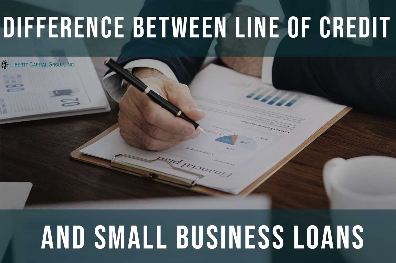 difference-between-line-of-credit-small-business-loans