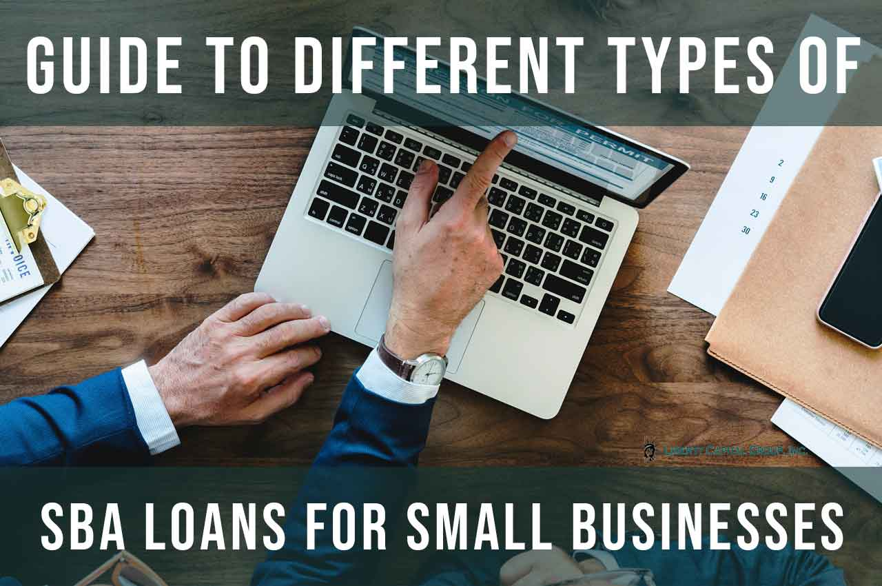 Guide to Different Types of SBA Loans for Small Businesses