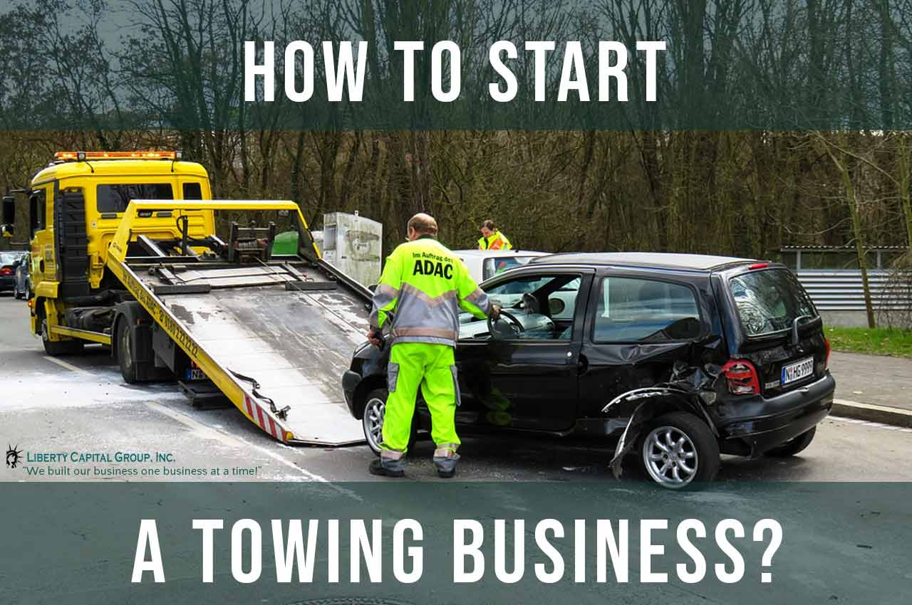 How To Start A Towing Business?