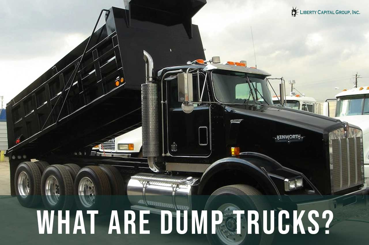 what-are-dump-trucks