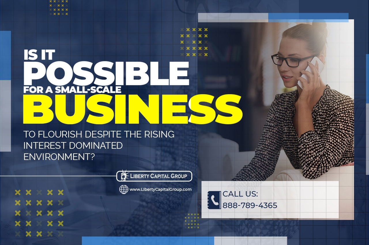 Is it possible for small-scale business to flourish