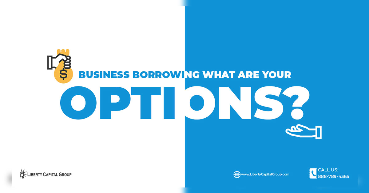 Business Borrowing: What Are Your Options?