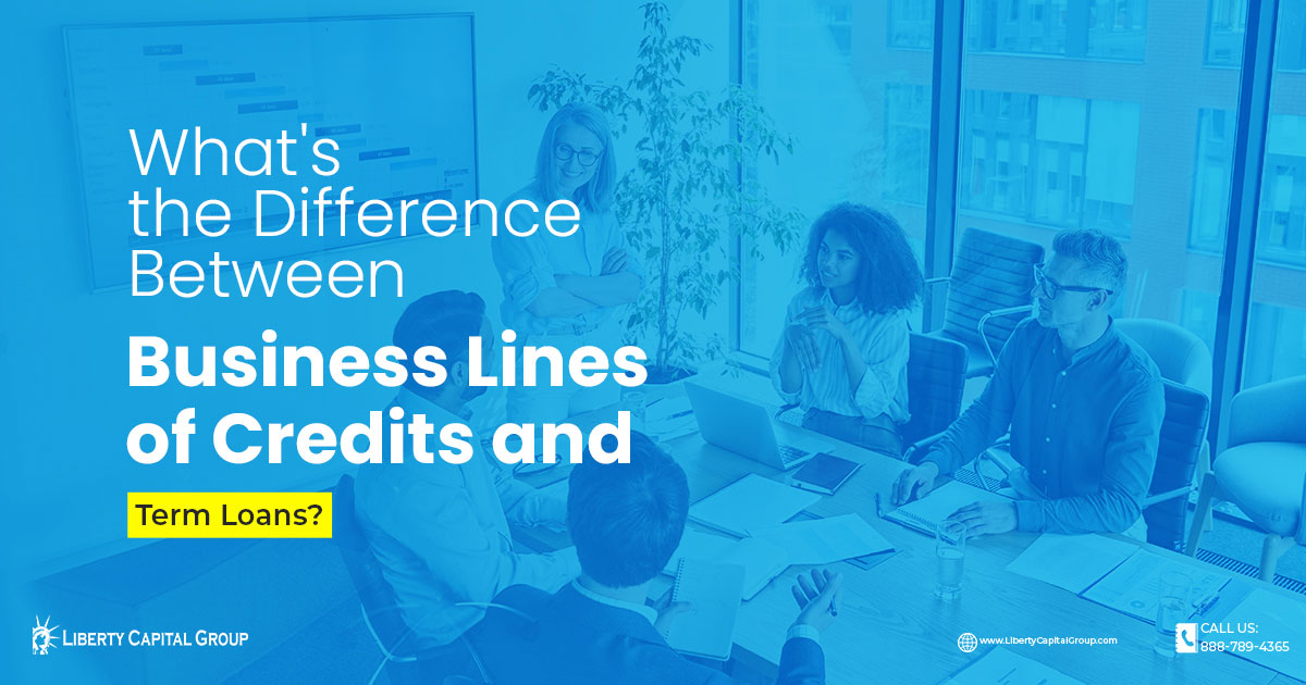 What's the Difference Between Business Lines of Credits and Term Loans?